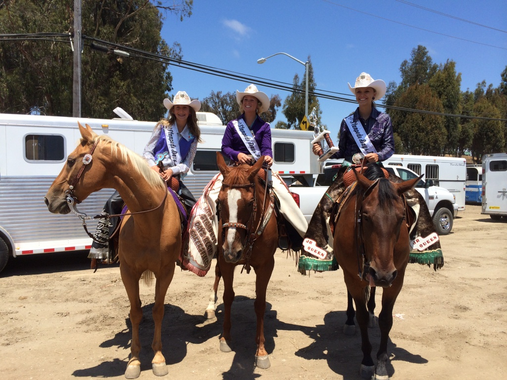 Salinas Rodeo Parade 1st Place 2104