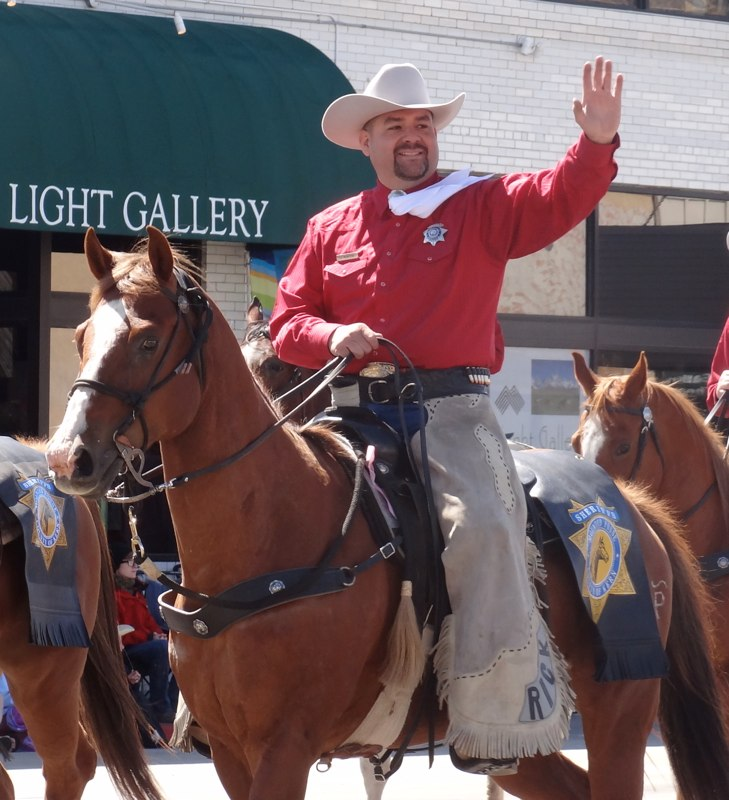 Bishop Mule Days Parade