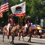 Bishop Mule Days Parade 2014