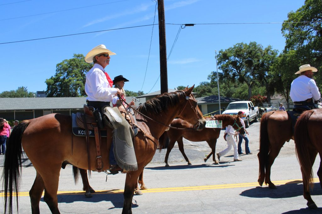 2019 Glennville Rodeo And Parade Kern County Sheriff S