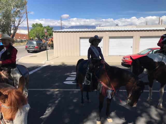 2018 Bishop Mule Days
