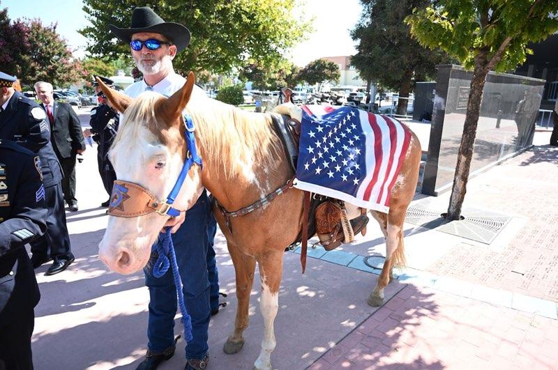 Officer Campas Memorial